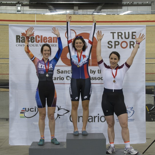 Photo credit by Gary Burkholder @ Cleveland Velodrome